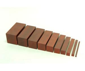 brown steps montessori